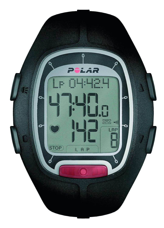 Polar Pulsómetro Básico Running Multisport RS100 Negro: Amazon.es ...