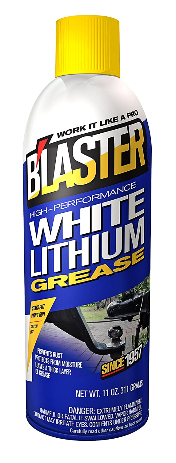 B'laster - 16-LG - Lithium Grease - 11-Ounces B' laster