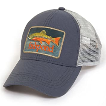 hardy fishing baseball cap fishpond hat dusk trucker fly mesh cooling hats carp caps