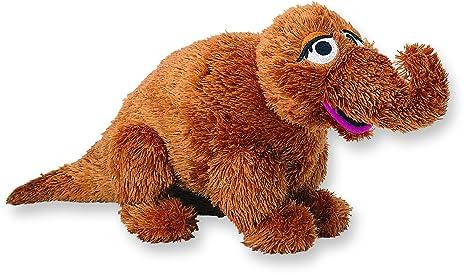 sesame street snuffleupagus 17 inch plush toy by gund
