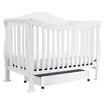 davinci parker 4in1 convertible crib with toddler bed conversion kit white