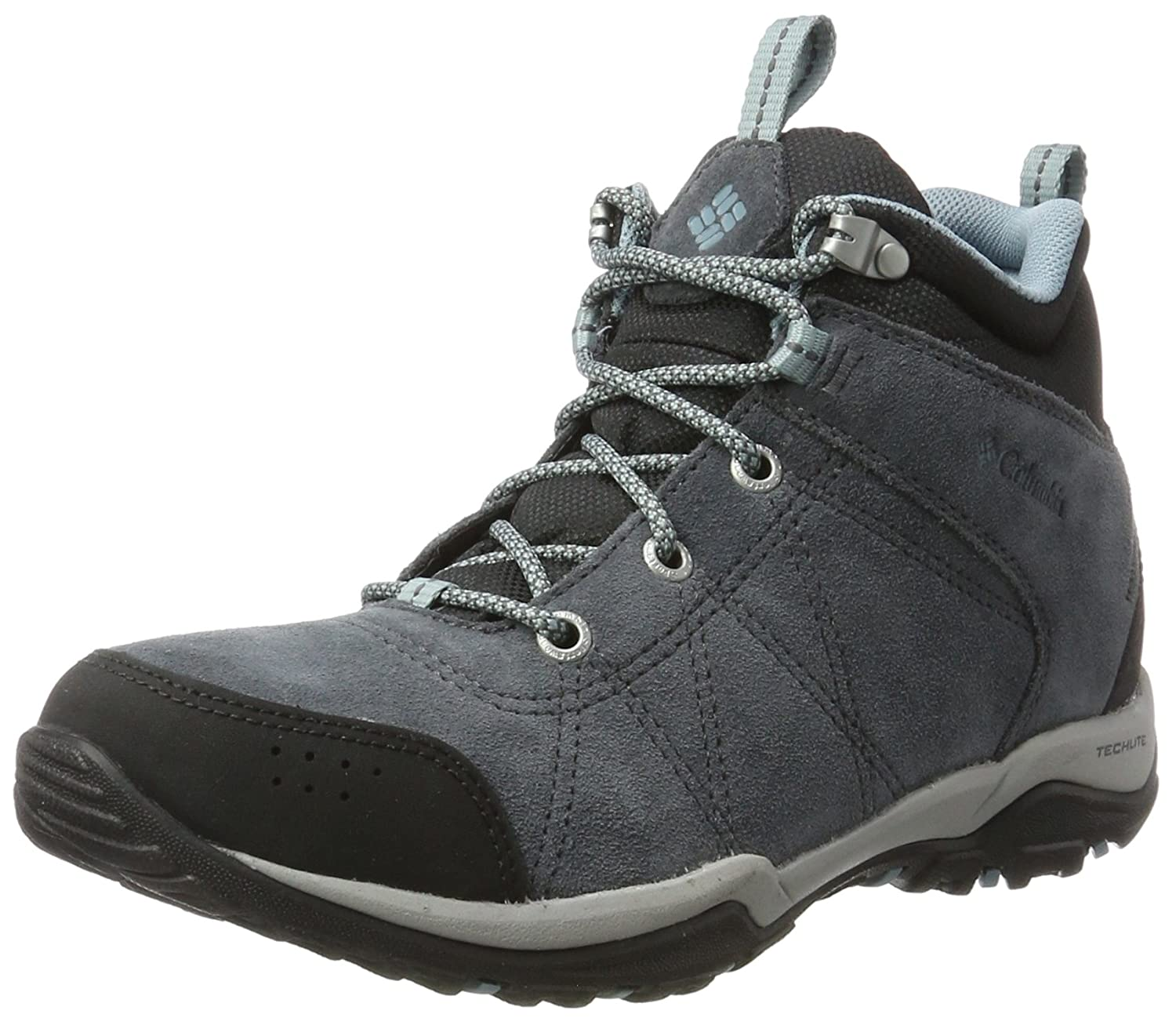 Columbia Women's Fire Venture Mid Waterproof Hiking Boot 1701841