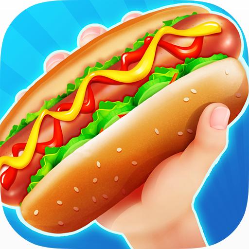 SUPER Hot Dog Food Truck! -
