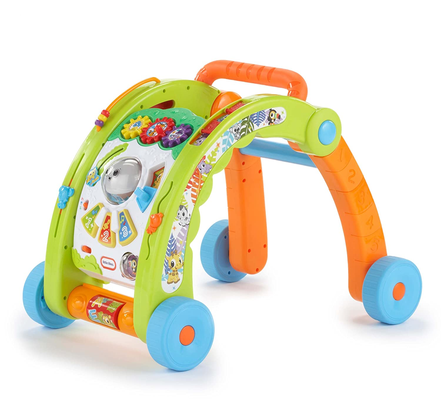 Little Tikes Light N Go 3 In 1 Activity Walker Toy Amazon