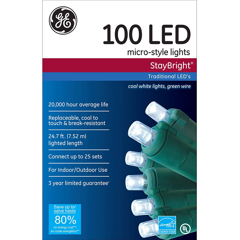 Ge Micro Mini Led Light Set: Amazon.co.uk: Kitchen & Home