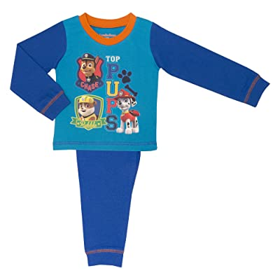 Cartoon Character Products Paw Patrol Boys Pyjamas Sizes 12 Months - 4 Years Various Designs
