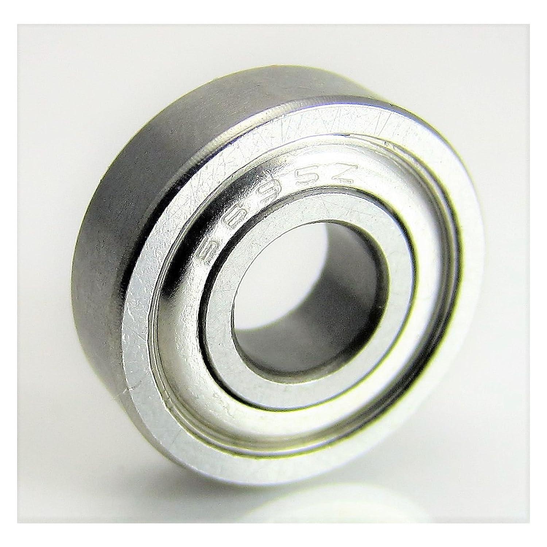 品質が完璧 ( mm 1 ) 5 ( x 13 x 4 mm x Precisionステンレススチールボール軸受、釣りリール B071ZTDCKR, KINGS:b643f9f5 --- a0267596.xsph.ru