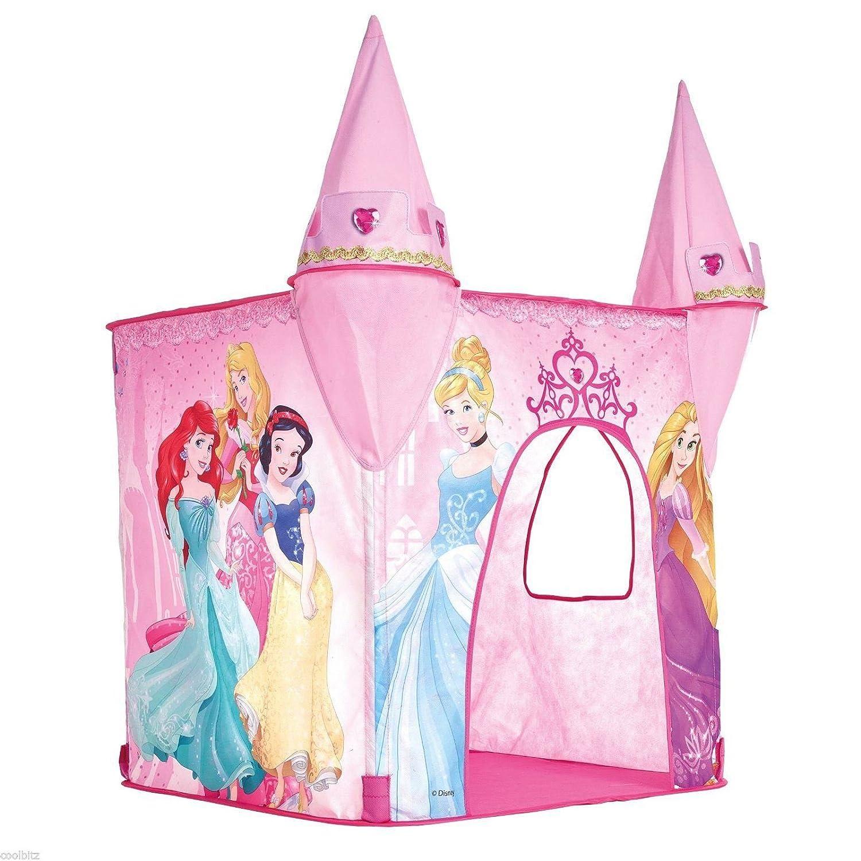 sc 1 st  Amazon.com & Amazon.com : Disney Princess Pop Up Castle Tent : Baby