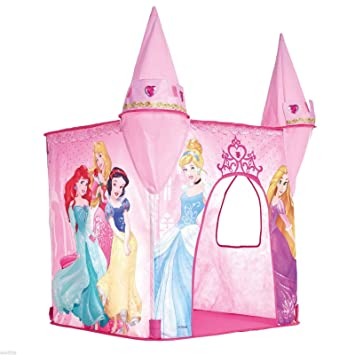 Disney Princess Pop Up Castle Tent  sc 1 st  Amazon.com & Amazon.com : Disney Princess Pop Up Castle Tent : Baby