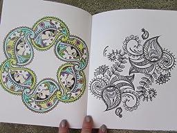 Zen 50 mandalas to help you de stress for Garden 50 designs to help you de stress colouring for mindfulness