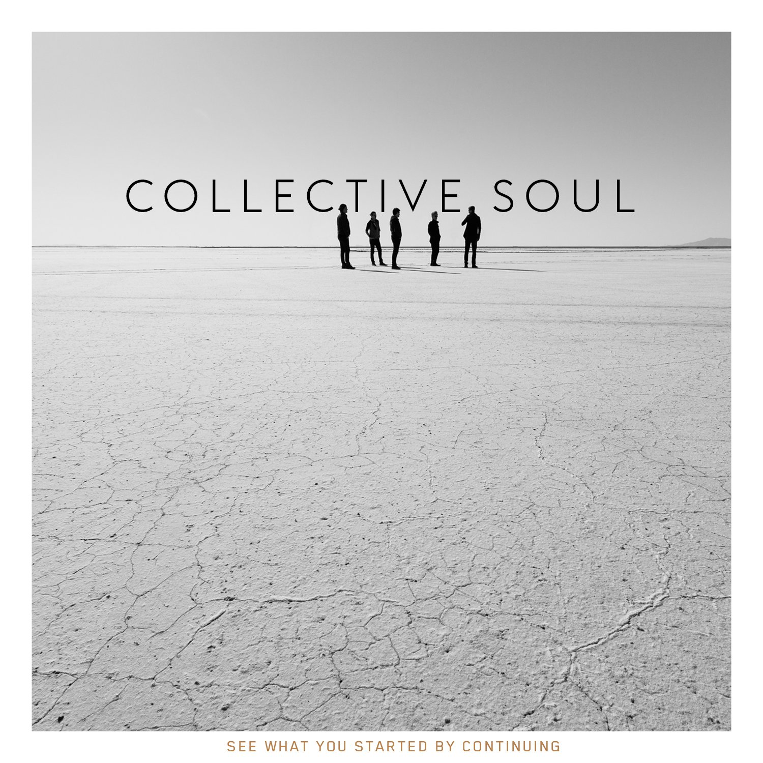 CD : Collective Soul - See What You Started By Continuing (CD)