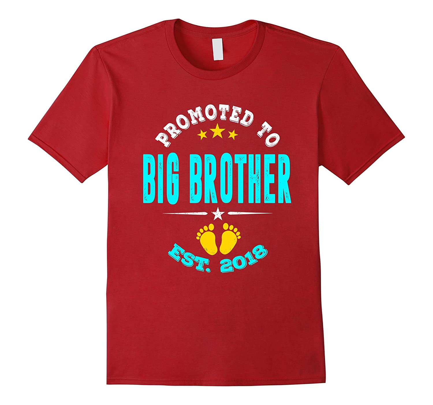 Promoted to Big brother 2018 Shirt