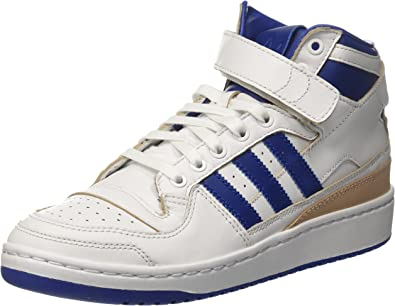 adidas Forum Mid (Wrap), Zapatillas de Gimnasia Unisex Niños, Multicolor (FTWR White/Collegiate Royal/FTWR White), 36 2/3 EU: Amazon.es: Zapatos y complementos