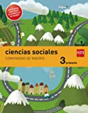 Ciencias sociales. 3 Primaria. Savia. Madrid [LOMCE]