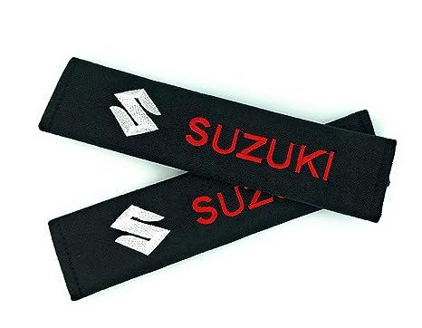 TLC Auto Accessories SUZ Coussinets pour ceinture de sécurité. XL7 Kizashi  Escudo SX4 Waggon R ace428b0f1d