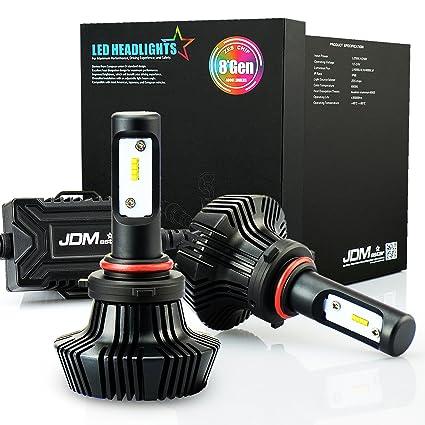 Amazon jdm astar 8th generation 7000 lumens extremely bright jdm astar 8th generation 7000 lumens extremely bright zes chips 9005 led headlight bulbs conversion kit publicscrutiny Choice Image