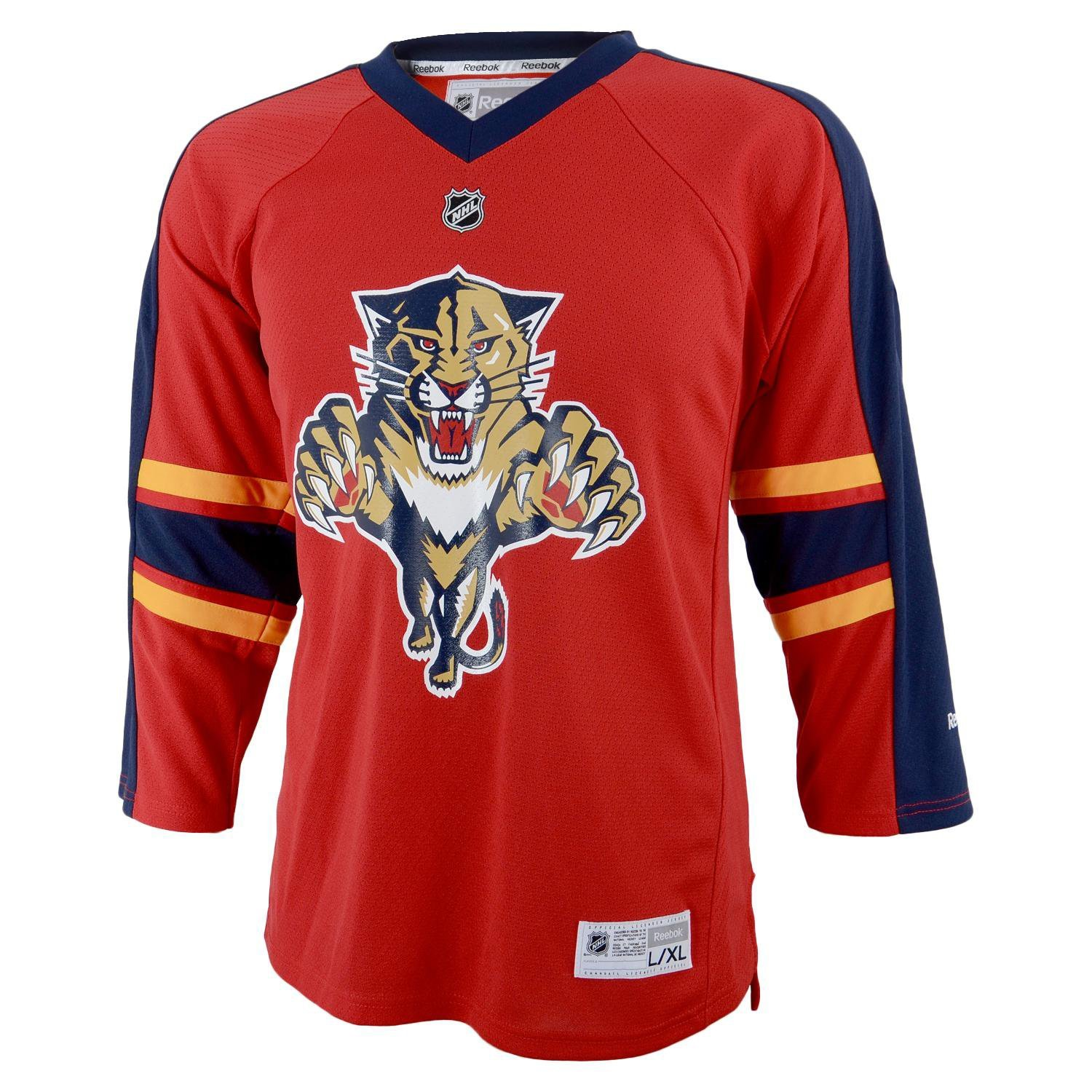 Outerstuff NHL Florida Panthers 8–20 Jungen Team Farbe Replica Jersey
