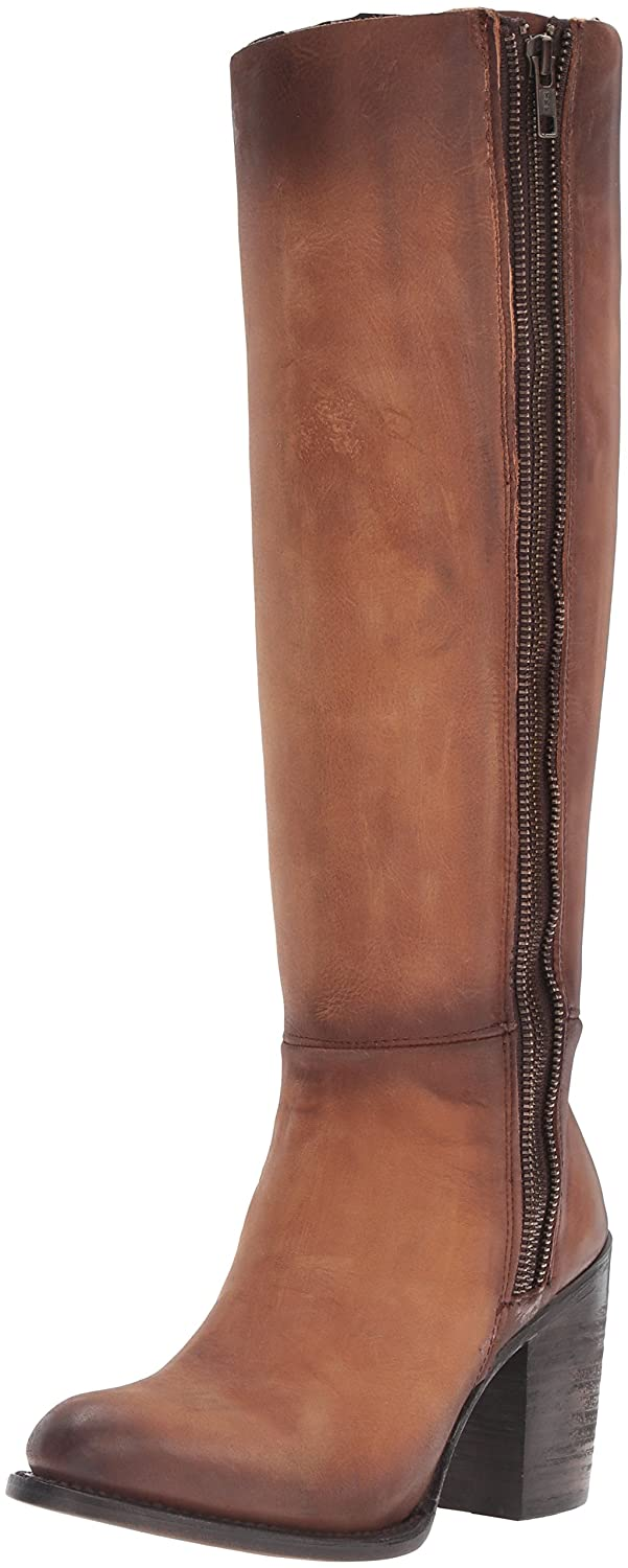 Freebird Women's Beau Riding Boot B01COKH8IK 6 M US|Cognac
