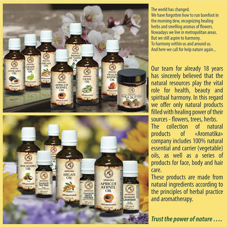 Aceite de Onagra Vespertina 50ml - Oenothera Biennis - Evening Primrose Oil - Botella de Vidrio - Prensado en Frío y Refinado - Aceite Onagra ...