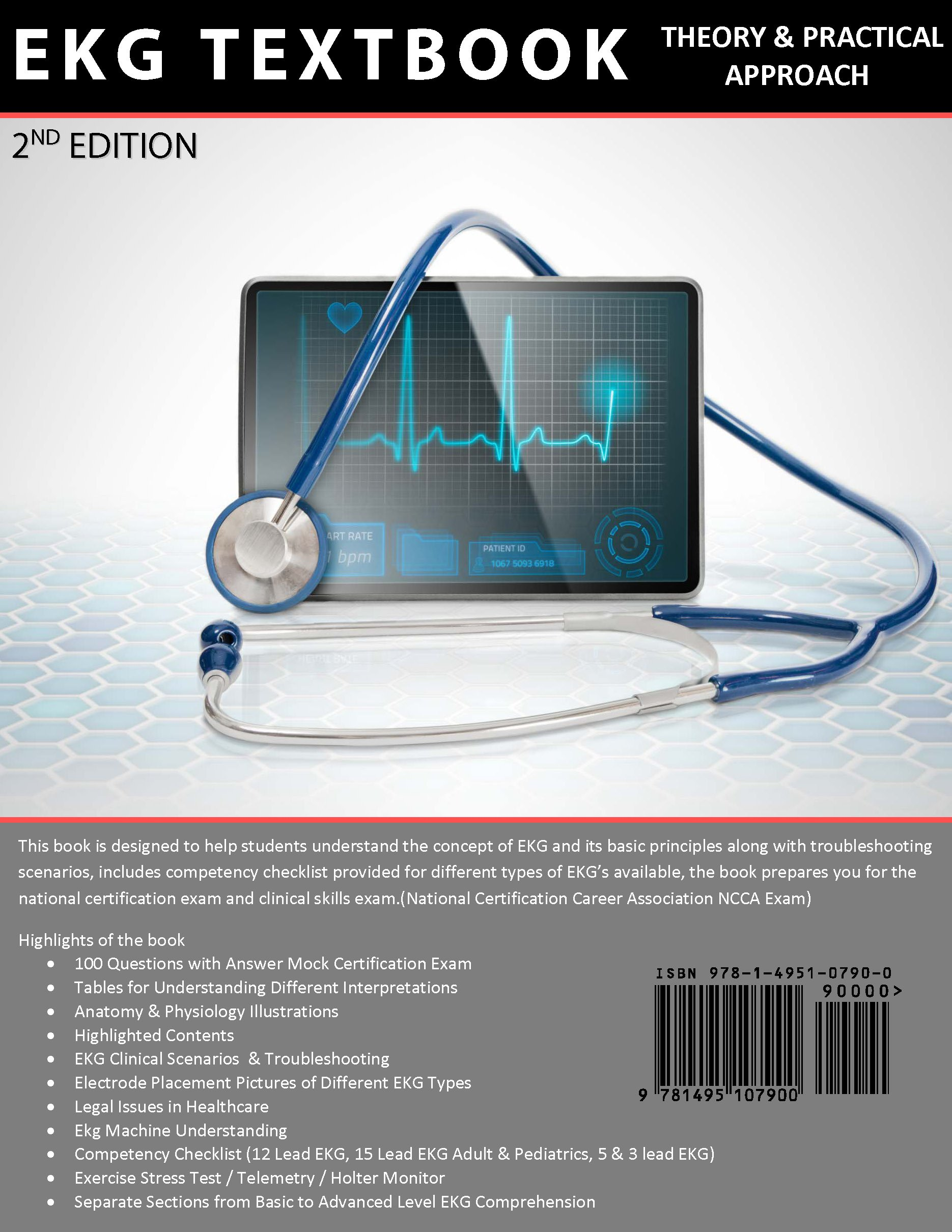 Ekg textbook theory and practical approach 2014 2nd edition ekg textbook theory and practical approach 2014 2nd edition sultan et al khan faisal khan md numerous students have shown a lack of understanding xflitez Choice Image