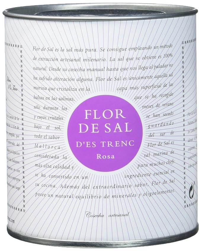 Gusto Mundial Flor De Sal Des Trenc Rosa Bio 1er Pack 1 X 150 G