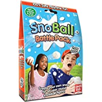 Zimpli Kids-5445 Pack de Batalla de Snoball, Color