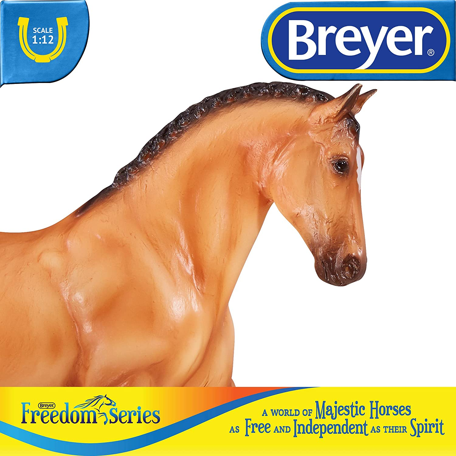 Mustang Horse Rare Limited Release Breyer Traditional Size Buckskin Shenandoah Collector/'s Edition