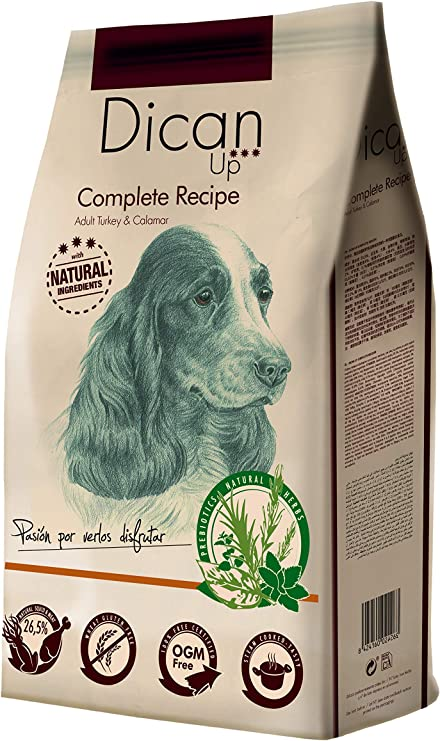 Dibaq Alimento Completo Extrusionado para Perros Adultos, Pack de 1