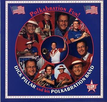 Pillar Cd music polkabration fun dick