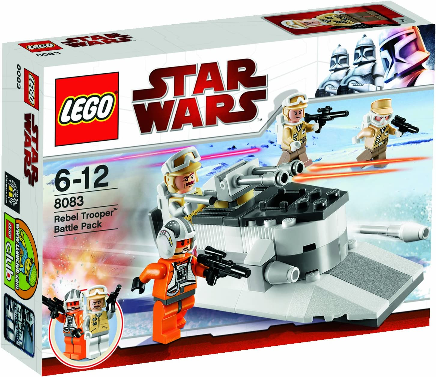 lego star wars rebel battle pack