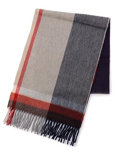 Wool Angora Scarf 118-36-0054: Purple