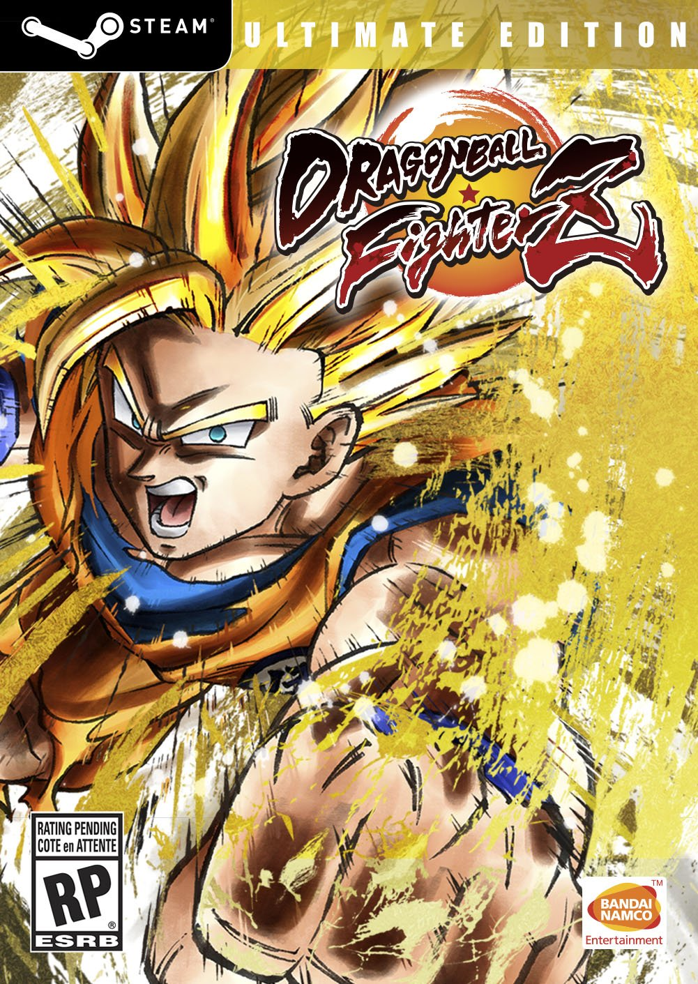 Dragon Ball FighterZ Ultimate Edition [Online Game Code] by Bandai