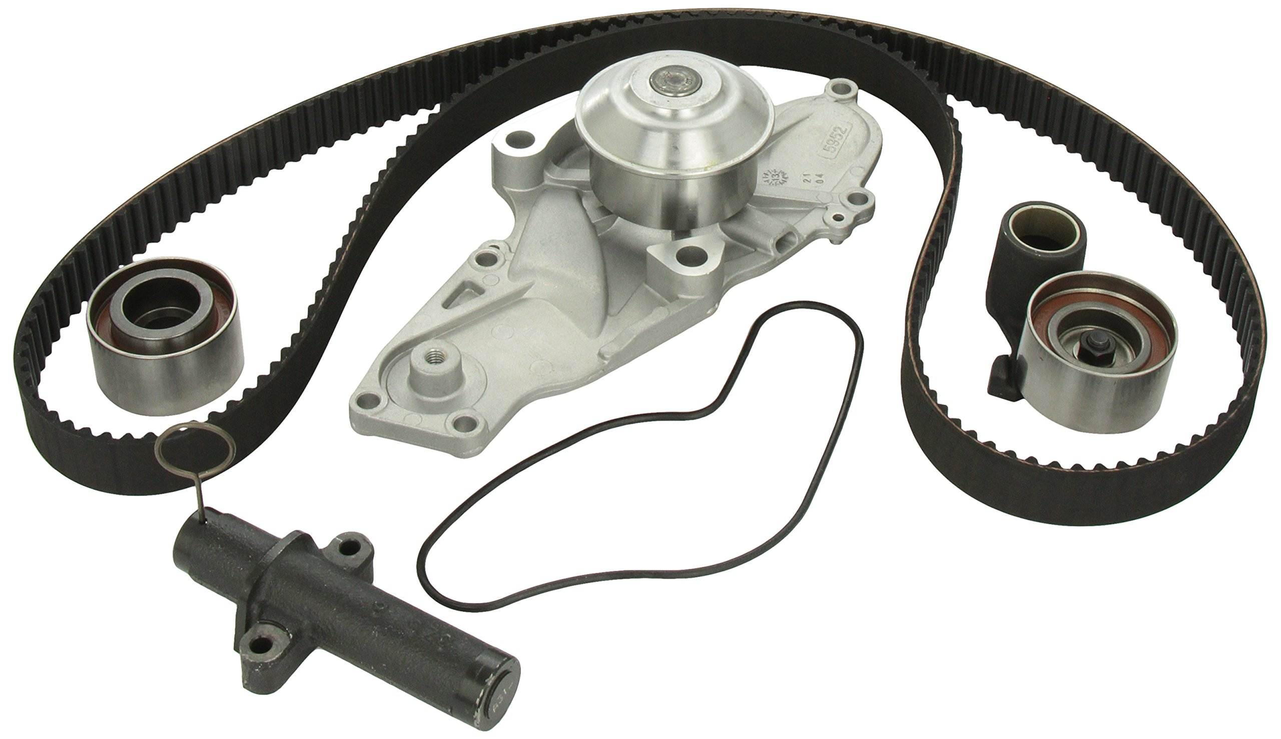Gates TCKWP286 Engine Timing Belt Kit with Water Pump