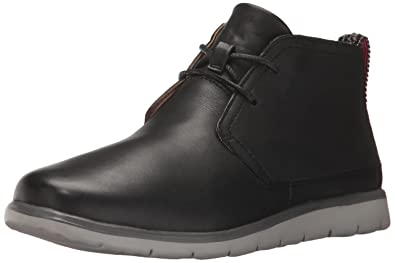 UGG Men's Freamon WP Chukka Boot, Black, ...