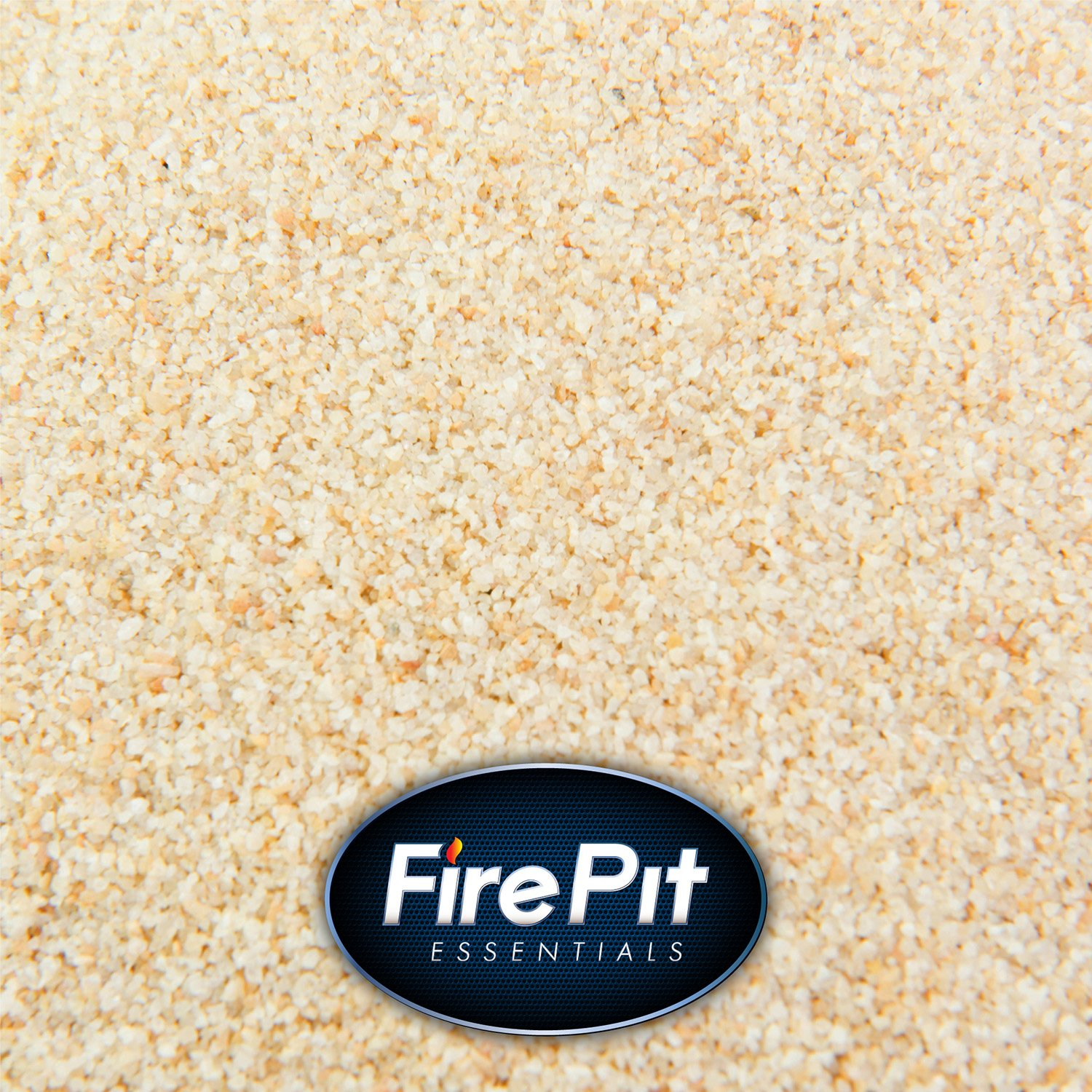 amazon com silica sand for gas fire pits and fireplaces 10