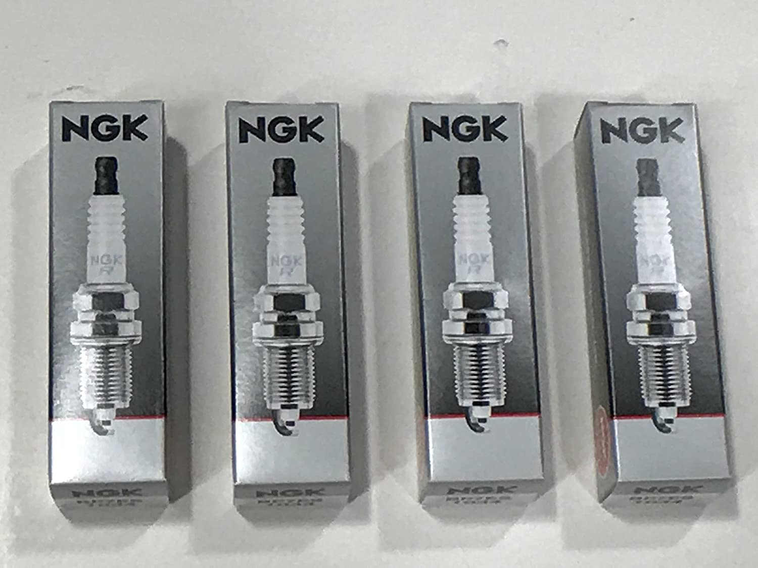 Amazon.com: Box Of Four New Replacement NGK Single Electrode Spark Plugs ReplacementBMW R Airhead Moto Guzzi Motorcycle 12 12 1 338 146: Automotive