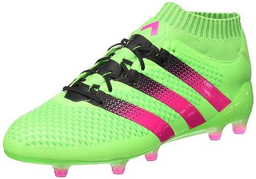 online retailer 31830 f480c adidas Ace 16.1 Primeknit FG AG, Zapatillas de Running para Hombre   Amazon.es  Zapatos y complementos