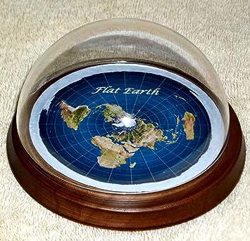 Resultat d'imatges de flat earth model