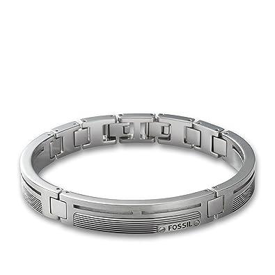 Fossil Men S Bracelet Jf84476040 Amazon Co Uk Jewellery