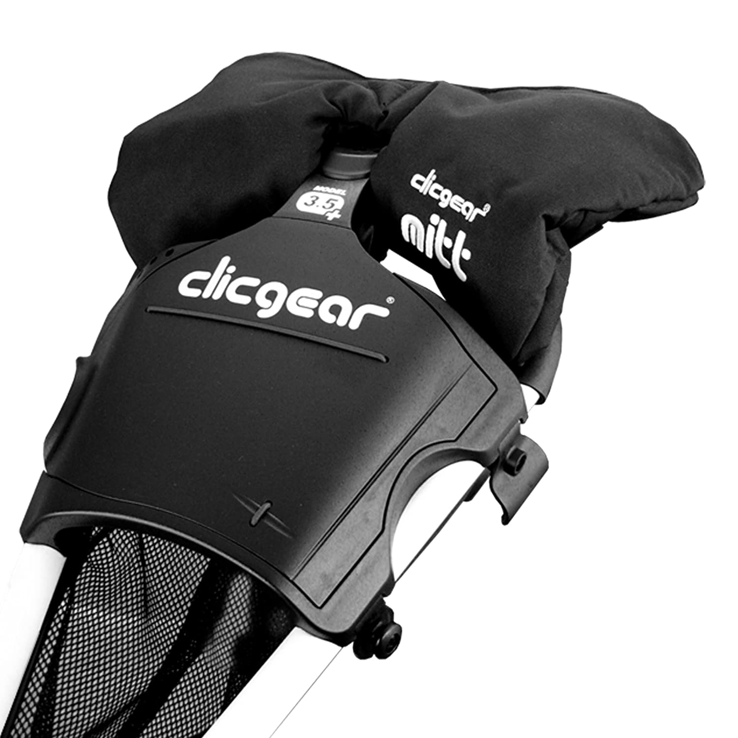 56b24114acb3 Clicgear Push Cart Mitts - Waterproof, Windproof Golf Mittens