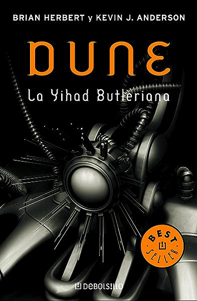 La Yihad Butleriana (Leyendas de Dune 1) eBook: Herbert, Brian: Amazon.es: Tienda Kindle
