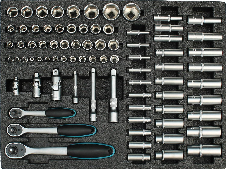 Werkstattwagen gefüllt mit Werkzeug Werkzeugschrank Werkzeugwagen ...