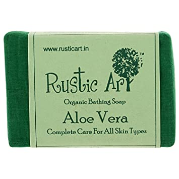 Rustic Art Exfoliate Soap