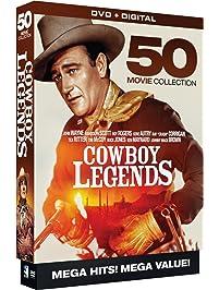 Cowboy Legends - 50 Movie MegaPack Digital