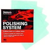 D'Addario ダダリオ フレット磨き用システム Fret Polishing System PW-FRP (ポリッシュペーパー5枚/指板カバーテンプレート) 【国内正規品】