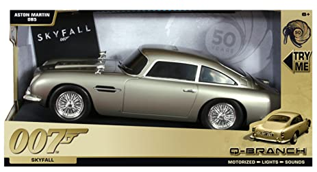 Toy State James Bond Light And Sound Q Branch: Bond Car (Skyfall)