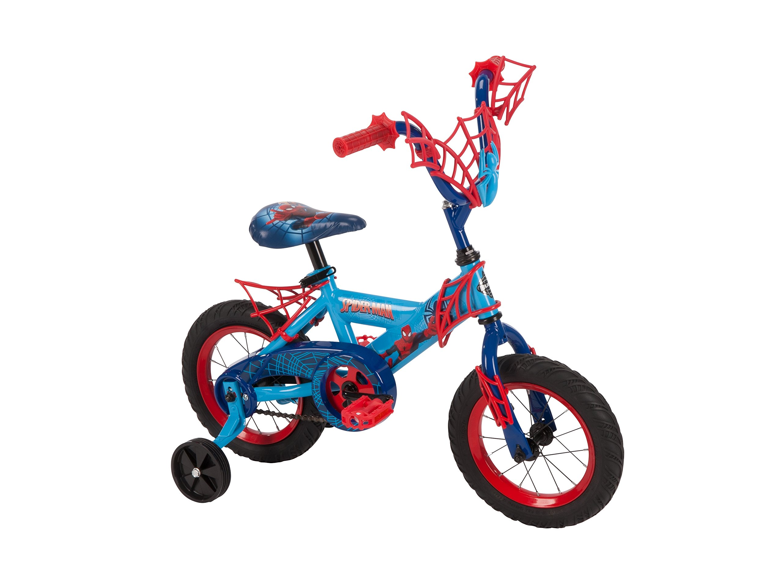 Huffy 12'' Marvel Spider-Man Boys Bike, Blue