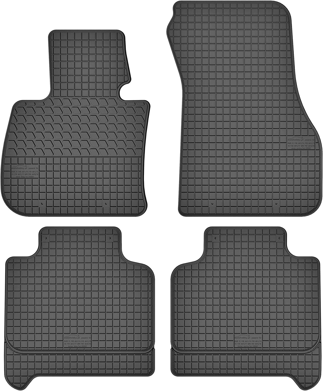 Motohobby Gummimatten Gummi Fußmatten Satz Für Bmw X1 F48 Ab 15 X2 F39 Ab 18 2 F45 Active Tourer Ab 14 2 F46 Gran Tourer Ab 15 Mini