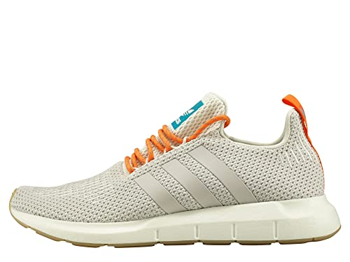 f5922a47201c8d adidas Swift Run Summer Crystal White Grey White  Amazon.co.uk ...