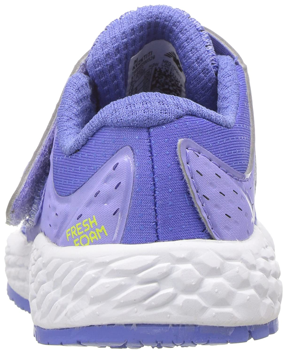 New Balance Kids Zante v4 Hook and Loop Running Shoe